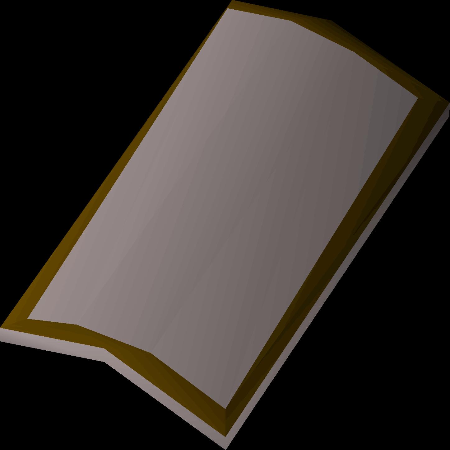 Steel sq shield