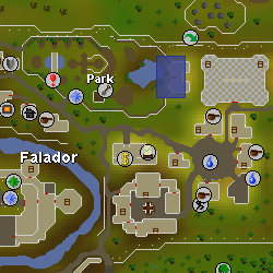 Wyson the gardener location.png