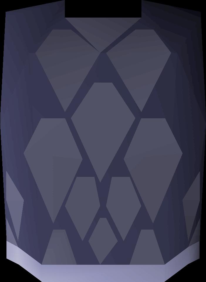 Blue d'hide body (t)
