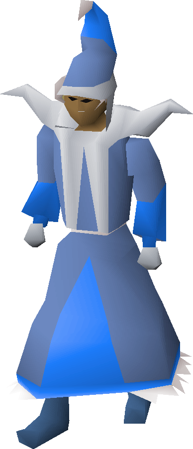 Mystic boots (blue)