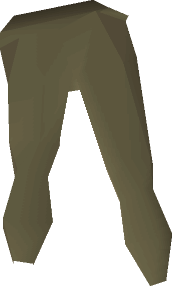 Jungle camo legs