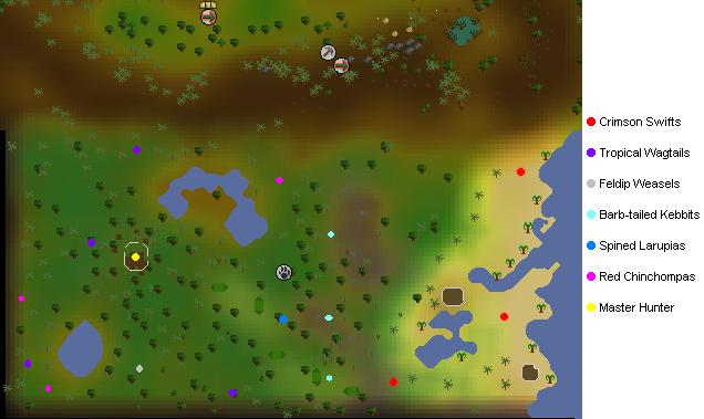 Feldip Hunter area map.png