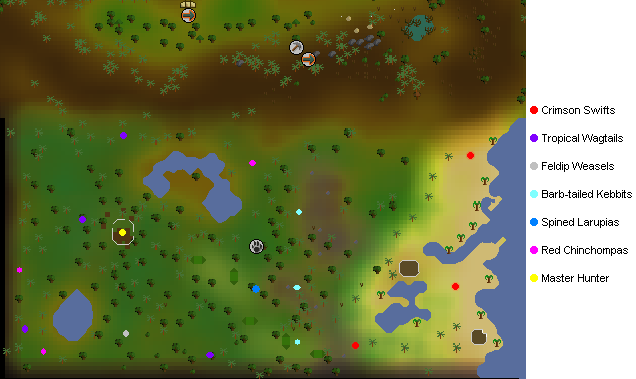 Feldip Hunter area