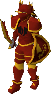 Dragon platebody (g)