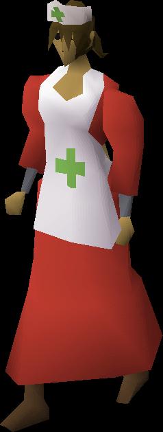 Nurse Wooned