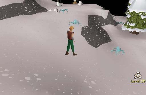 Frozen Waste Plateau mine