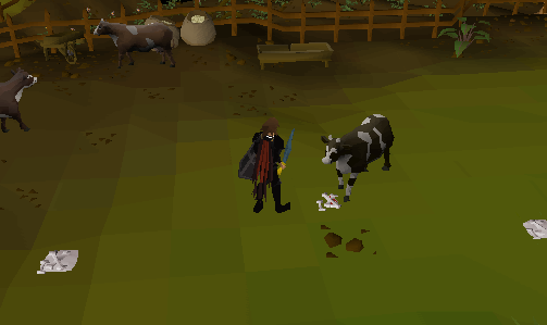 Money making guide/Killing cows and tanning cowhide