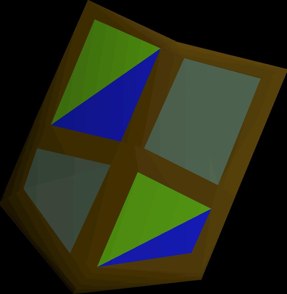 Adamant shield (h1)