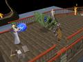 Dragon Slayer II - Oneiromancer and Sir Tiffy