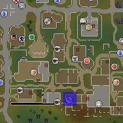 Shield of Arrav - Phoenix Gang hideout location.png
