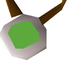 Amulet of chemistry