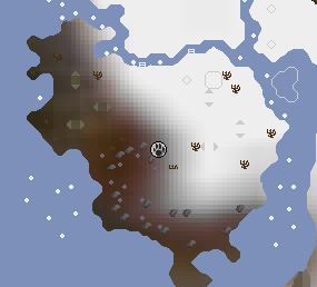 Rellekka Hunter area