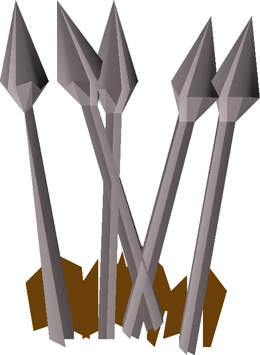 Barbed bolts