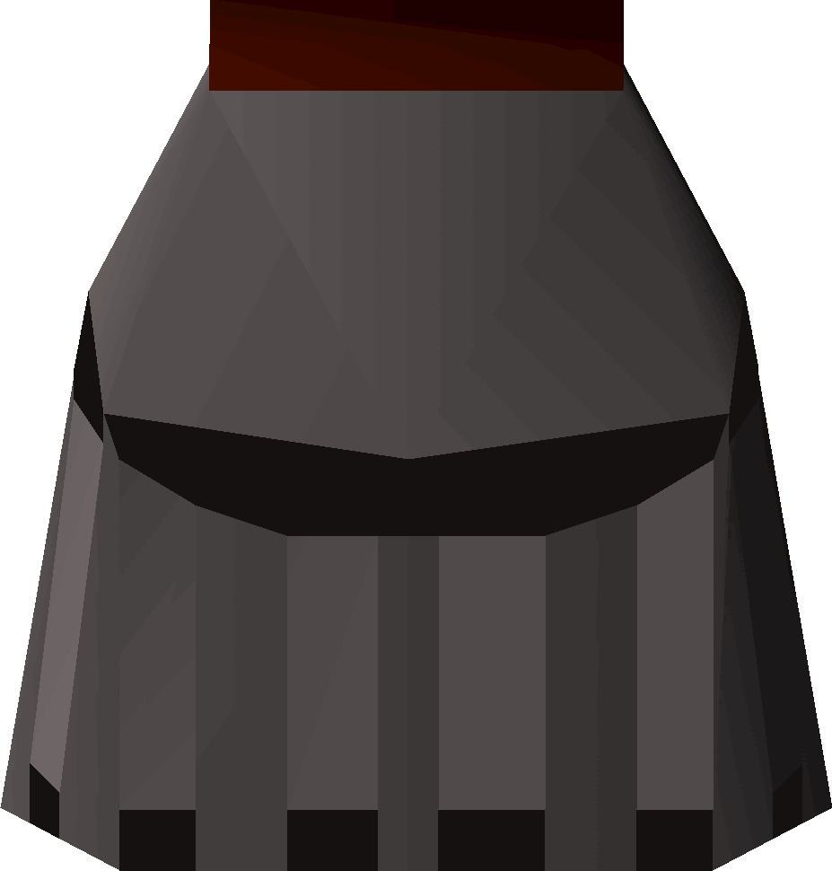 Iron plateskirt (t)