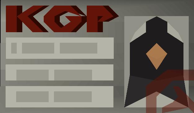 Kgp id card