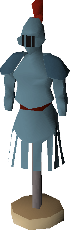 Rune armour stand