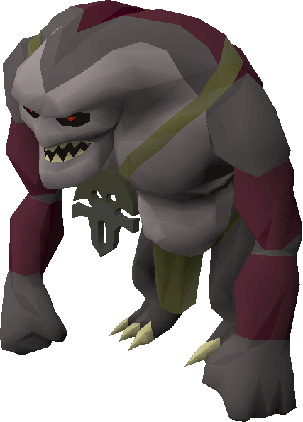 Cave abomination