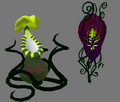 Pitcher plant concept art