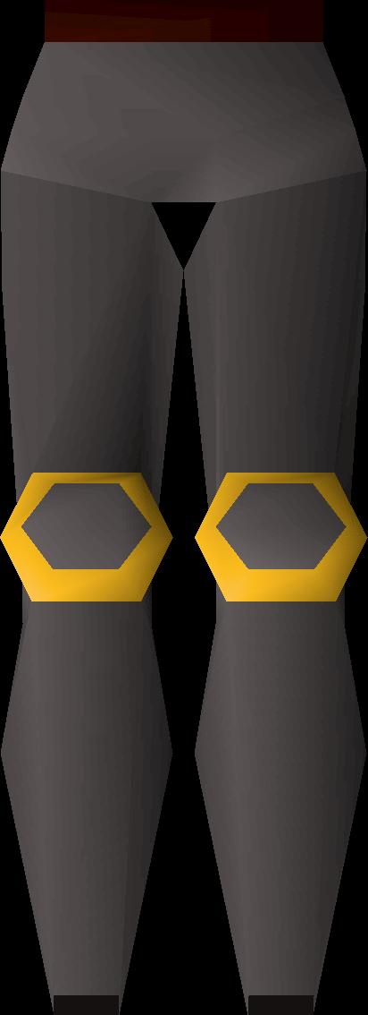 Iron platelegs (g)