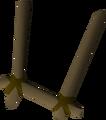Twigs U detail