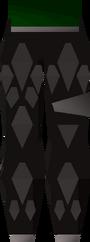 Black d'hide chaps (t) detail.png