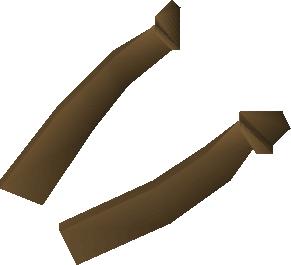 Bronze limbs