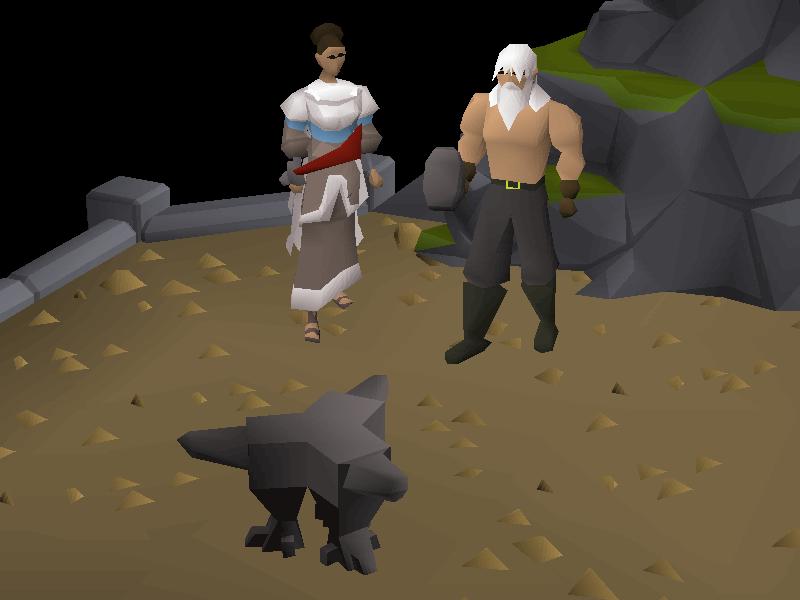 Myths' Guild Armoury
