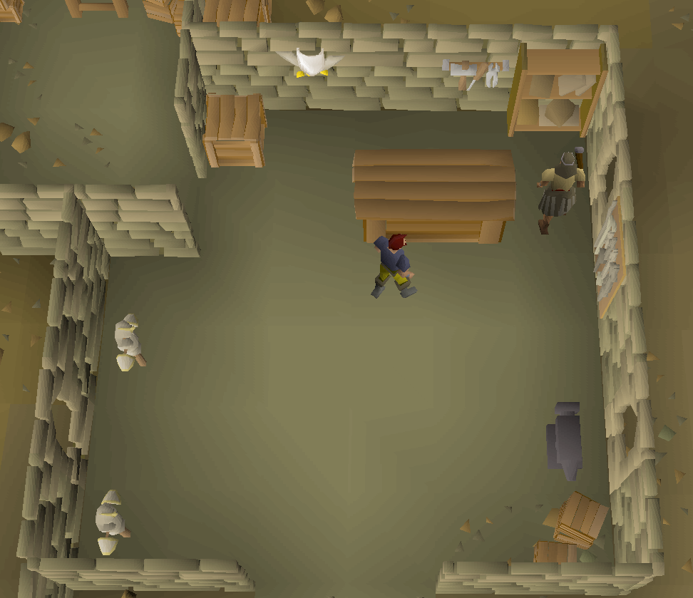 Seddu's Adventurer's Store