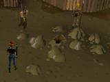Barbarian Village mine