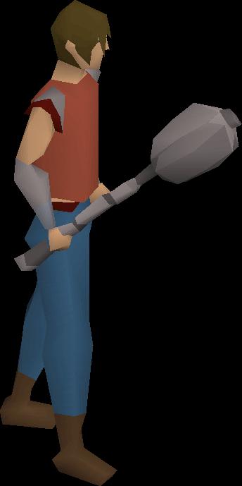 Ancient mace
