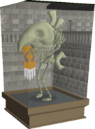 Goblin Merfsh display