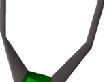 Gnome amulet