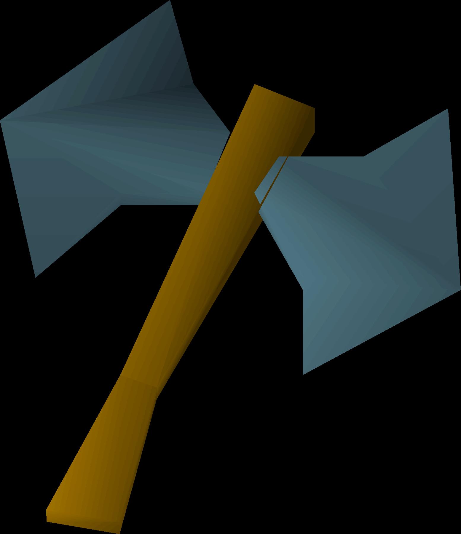 Rune thrownaxe