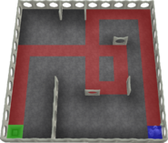 Telekinetic theatre maze 1