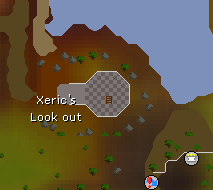 Xeric's Look out
