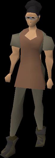 Clerk (Hosidius)