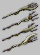Trident of the swamp work-in-progress