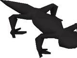 Black salamander (Hunter)