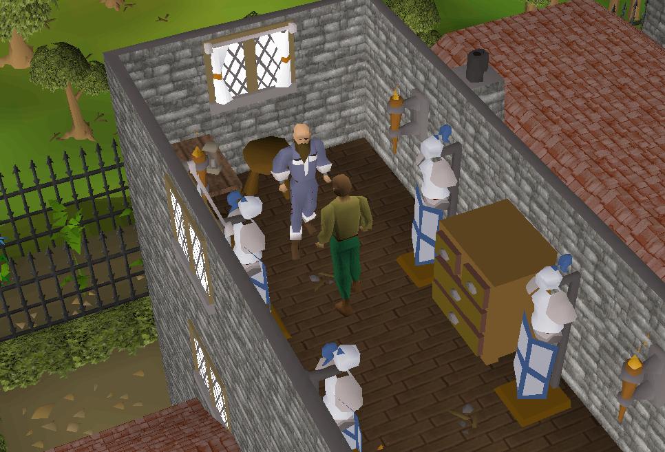 Legends Guild Shop of Useful Items
