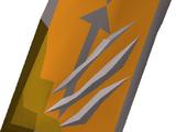Anti-dragon shield