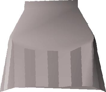 White plateskirt