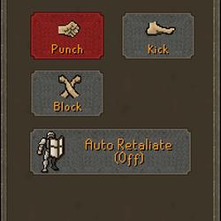 Combat Options
