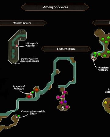 Ardougne Sewer | Old School RuneScape Wiki | Fandom