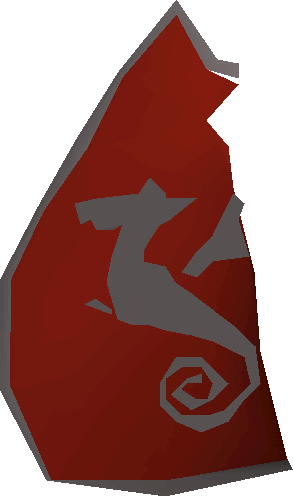 Shield left half