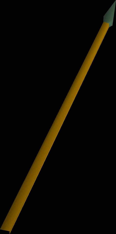 Adamant spear