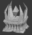 Dark Altar work-in-progress