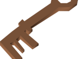 Muddy key