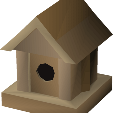 Oak Bird House Old School Runescape Wiki Fandom Using yew logs, i got 14 bird nests, 4080 hunter xp, 1 willow seed, 1 apple tree seed, 1 acorn, 1 orange tree seed, 4 gold rings, 1 ruby ring and 220 feathers in literally less than 2 minutes of playtime. oak bird house old school runescape