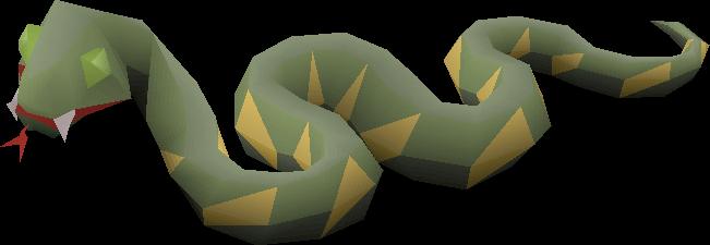 Swamp snake