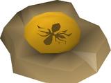 Unidentified rare fossil